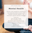 RPT's Healthy Habits - Mental Health