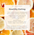 RPT's Healthy Habits - Nutrition