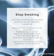 RPT's Healthy Habits - Smoking Cessation