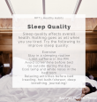 RPT's Healthy Habits – Sleep