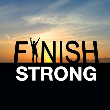 Finishing Strong - Regional Physical Therapy, Inc.