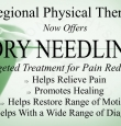 RPT Now Offers Dry Needling!!